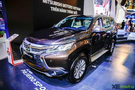 Chi tiet Mitsubishi Pajero Sport Premium gia hon 1,5 ty dong - Anh 16