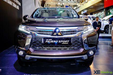 Chi tiet Mitsubishi Pajero Sport Premium gia hon 1,5 ty dong - Anh 17