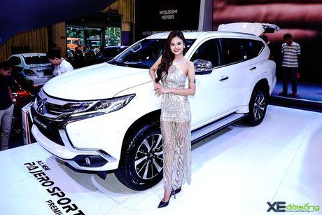 Chi tiet Mitsubishi Pajero Sport Premium gia hon 1,5 ty dong - Anh 1