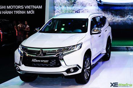 Chi tiet Mitsubishi Pajero Sport Premium gia hon 1,5 ty dong - Anh 2