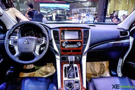 Chi tiet Mitsubishi Pajero Sport Premium gia hon 1,5 ty dong - Anh 3