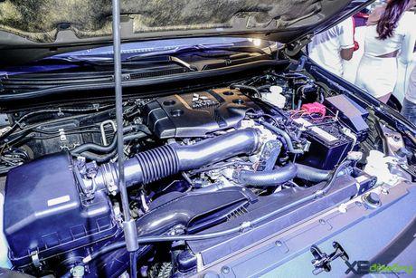 Chi tiet Mitsubishi Pajero Sport Premium gia hon 1,5 ty dong - Anh 4