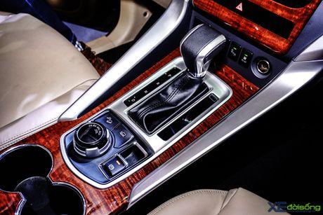 Chi tiet Mitsubishi Pajero Sport Premium gia hon 1,5 ty dong - Anh 5