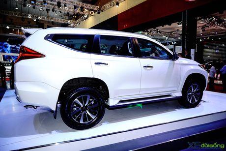Chi tiet Mitsubishi Pajero Sport Premium gia hon 1,5 ty dong - Anh 7