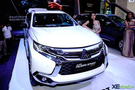 Chi tiet Mitsubishi Pajero Sport Premium gia hon 1,5 ty dong - Anh 8