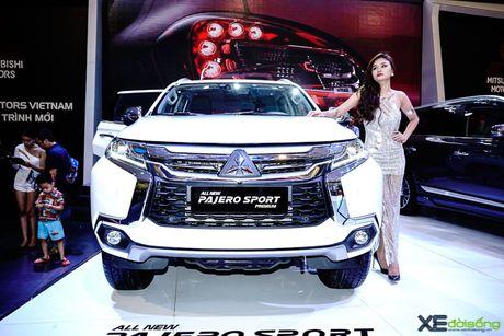 Chi tiet Mitsubishi Pajero Sport Premium gia hon 1,5 ty dong - Anh 9