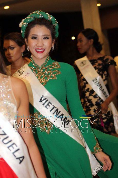 Bao Nhu dien ao dai dem chung ket Miss Intercontinental - Anh 11