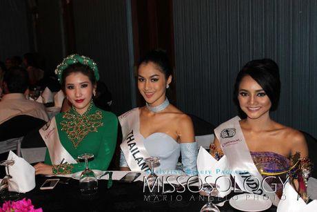 Bao Nhu dien ao dai dem chung ket Miss Intercontinental - Anh 12