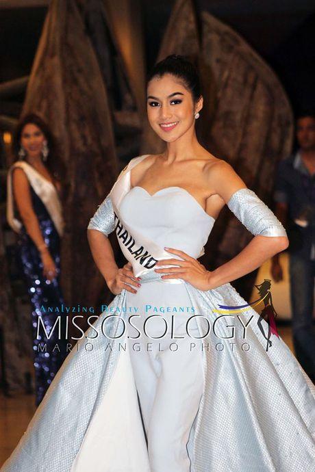 Bao Nhu dien ao dai dem chung ket Miss Intercontinental - Anh 14