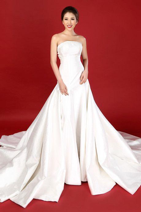 Bao Nhu dien ao dai dem chung ket Miss Intercontinental - Anh 4