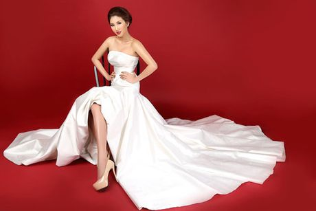 Bao Nhu dien ao dai dem chung ket Miss Intercontinental - Anh 5