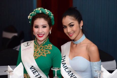 Bao Nhu dien ao dai dem chung ket Miss Intercontinental - Anh 6