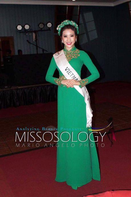 Bao Nhu dien ao dai dem chung ket Miss Intercontinental - Anh 7