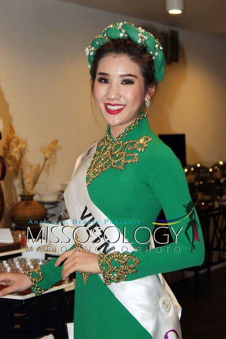 Bao Nhu dien ao dai dem chung ket Miss Intercontinental - Anh 8