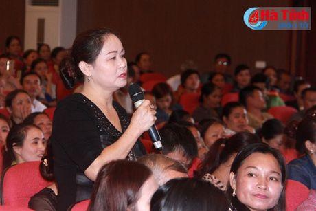 Cho moi Hong Linh phu hop voi chu truong, quy hoach va su phat trien - Anh 2