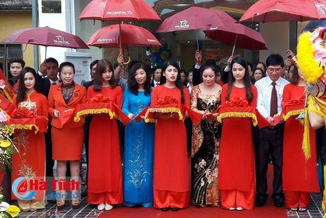 Prudential khai truong Van phong tong dai ly tai Nghi Xuan - Anh 1