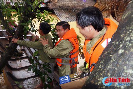 Lanh dao tinh kiem tra phuong an ung pho, khac phuc hau qua mua lu - Anh 3