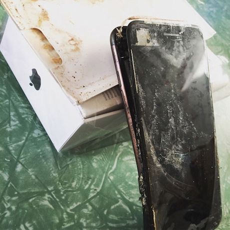 "iPhone 7 ""do chung"" Apple nhu ngoi tren lua - Anh 2"