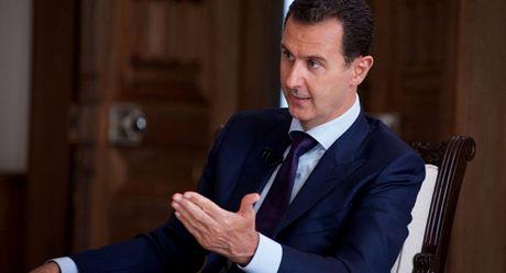 Tong thong Syria Assad canh bao ve nguy co Chien tranh the gioi thu ba - Anh 1