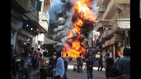 Tong thong Syria Assad canh bao ve nguy co Chien tranh the gioi thu ba - Anh 2