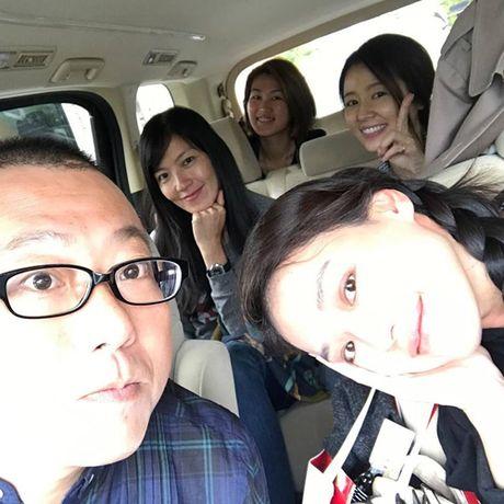 Hoi ban than cua Lam Tam Nhu tiet lo gioi tinh thai nhi cua nguoi dep - Anh 7