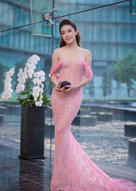 Huyen My – Nguoi dep mot mau cua showbiz Viet - Anh 1