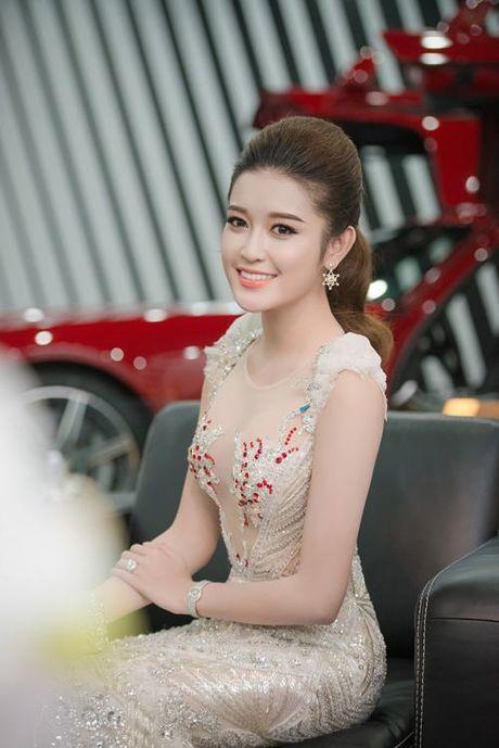 Huyen My – Nguoi dep mot mau cua showbiz Viet - Anh 6