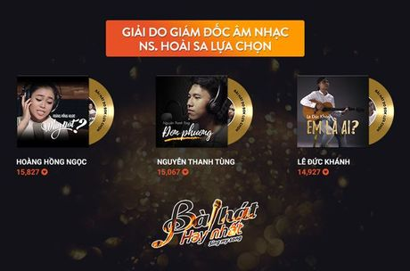Top 5 chung cuoc cua Sing My Song Online chinh thuc lo dien! - Anh 1