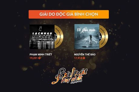 Top 5 chung cuoc cua Sing My Song Online chinh thuc lo dien! - Anh 2