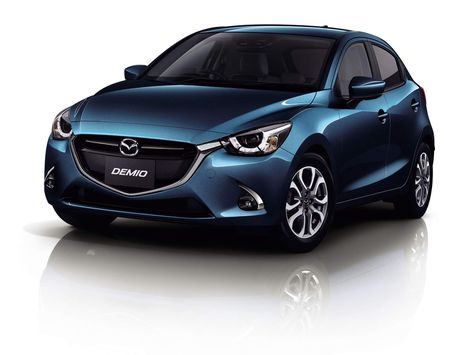 Mazda2 2017 nang cap nhe thiet ke noi, ngoai that - Anh 3