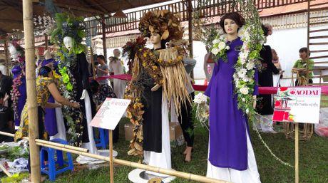 Festival Ao dai Ha Noi: Them nhieu mau sac moi la voi nhieu hoat dong thu vi - Anh 1
