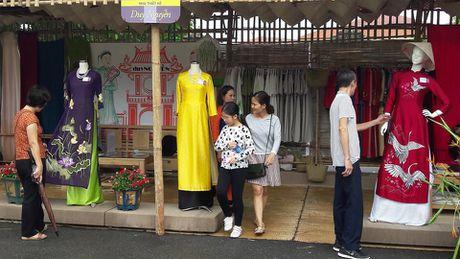 Festival Ao dai Ha Noi: Them nhieu mau sac moi la voi nhieu hoat dong thu vi - Anh 3