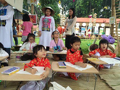 Festival Ao dai Ha Noi: Them nhieu mau sac moi la voi nhieu hoat dong thu vi - Anh 4