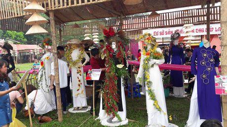 Festival Ao dai Ha Noi: Them nhieu mau sac moi la voi nhieu hoat dong thu vi - Anh 5