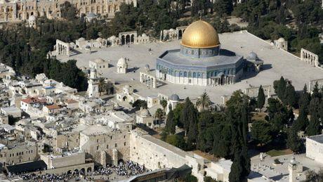 Israel huy quan he voi UNESCO vi tranh cai den thanh o Jerusalem - Anh 1