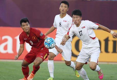 U19 Viet Nam tao con dia chan o giai chau A - Anh 1