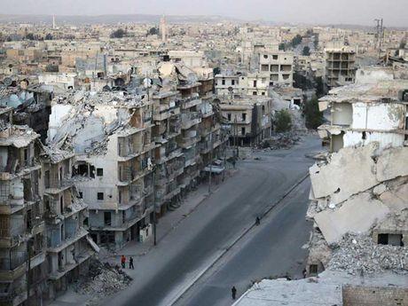 Nga bao dam cho quan noi day rut khoi Aleppo - Anh 1
