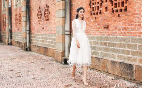 Hoa hau My Linh do dang voi Thanh Tu - Anh 10