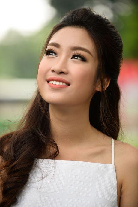 Hoa hau My Linh do dang voi Thanh Tu - Anh 3