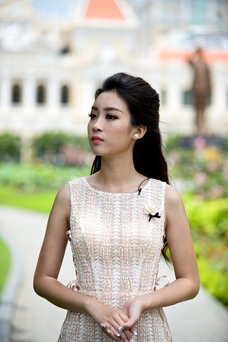Hoa hau My Linh do dang voi Thanh Tu - Anh 5