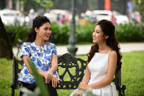 Hoa hau My Linh do dang voi Thanh Tu - Anh 6