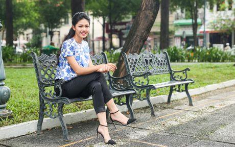 Hoa hau My Linh do dang voi Thanh Tu - Anh 7