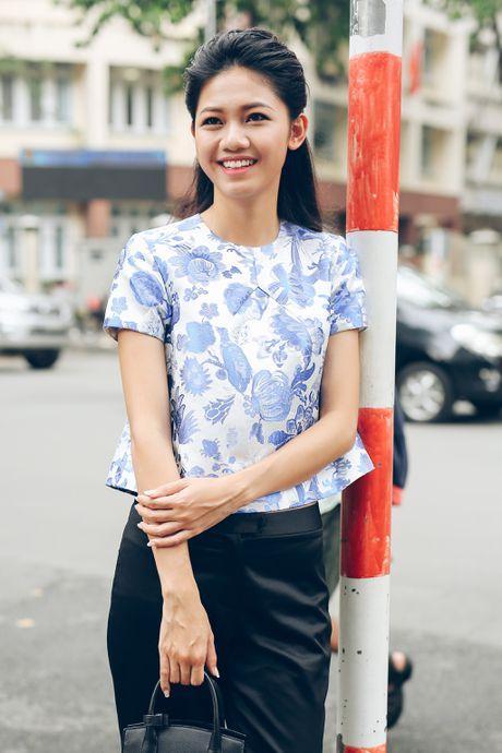 Hoa hau My Linh do dang voi Thanh Tu - Anh 8