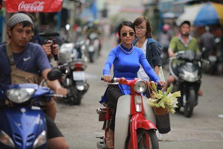 Doan Trang tai xuat voi MV nhac phim 'Sai Gon, anh yeu em' - Anh 1