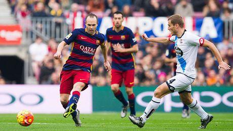Keo Liga 15/10: Barca an du, Real de 'tach' - Anh 1