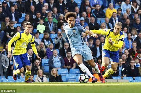 Man City 0-0 Everton: De Bruyne da hong 11m (H2) - Anh 1