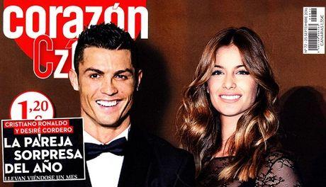 Cristiano Ronaldo bi nghi 'than mat gia tao' voi cuu hoa hau Tay Ban Nha - Anh 1