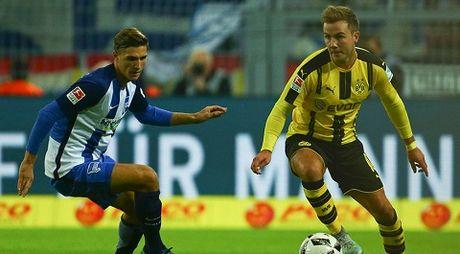 Borussia Dortmund cung co mot Wayne Rooney - Anh 1