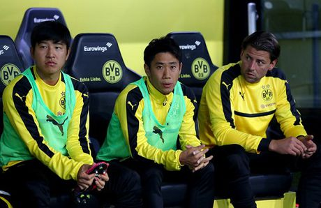 Borussia Dortmund cung co mot Wayne Rooney - Anh 4