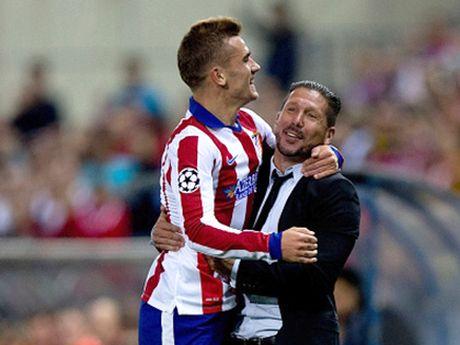 23h30, 15/10, Atletico Madrid – Granada: Len dinh la phan thuong cua Atletico - Anh 1